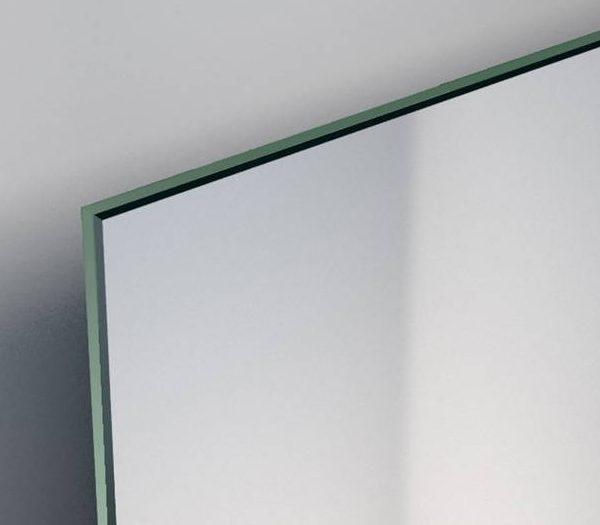 Spiegel op maat (plat poly geslepen)