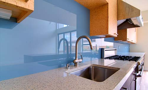 Spatscherm Keuken Glas : Glazen keuken achterwand kopen ga naar glaswebwinkel