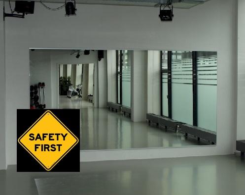 Populair Veiligheidsspiegel op maat bestellen? | Glaswebwinkel.nl WM99